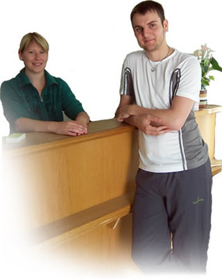 Physiotherapie Harnisch-Tank - Das Team